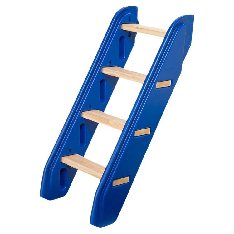 Playstar PS 8860 Playstar PS 8860 Climbing Step, For Use With 48 in, 60 in Play Desk, 6 in Length X 2 in Width