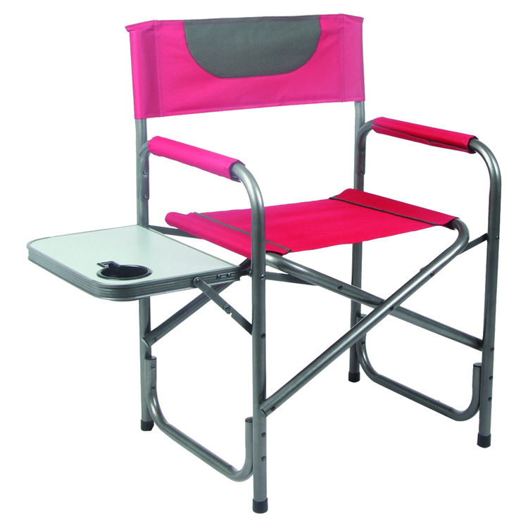 Seasonal Trends PRWF-DCH002 Seasonal Trends PRWF-DCH002 Director Chair With Side Table, 13.976 in H x 34.252 in W x 20.866 in D