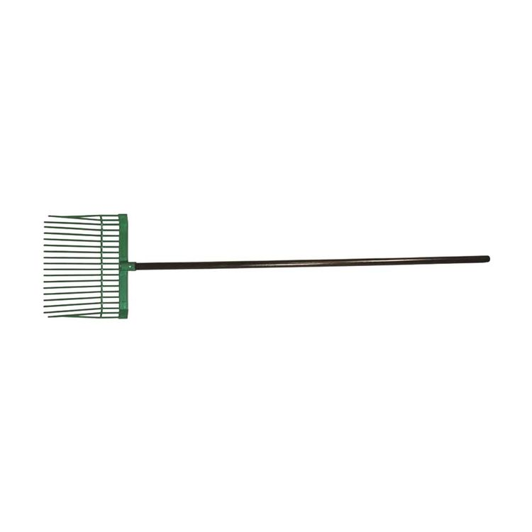 Ames 76218 Union Tools 76218 Bedding Fork, 18 Tines, Polycarbonate