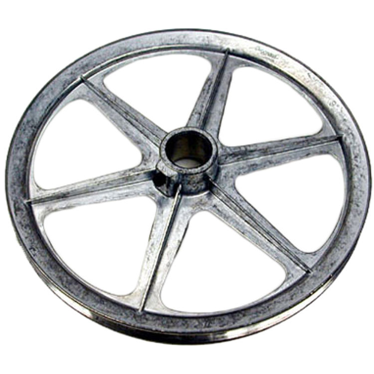 View 2 of Dial 6307 Dial 6307 Zinc Blower Motor Pulleys