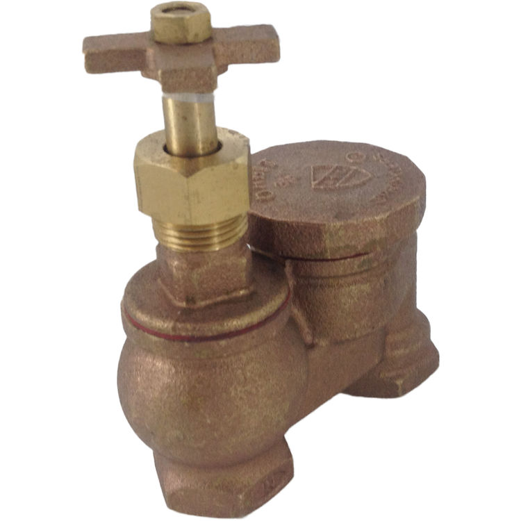 Orbit 51016 Orbit 51016 Automatic Anti-Siphon Control Valve, 3/4 in, FNPT, Brass