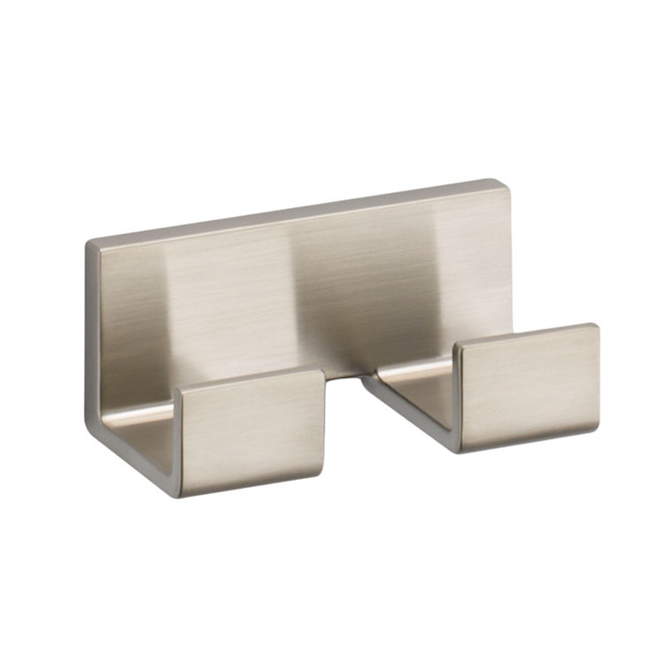Delta 77736-SS Delta 77736-SS Stainless Vero Double Robe Hook