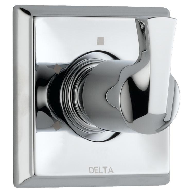 Delta T11851 Delta T11851 Dryden 3-Setting 2-Port Diverter Trim - Chrome