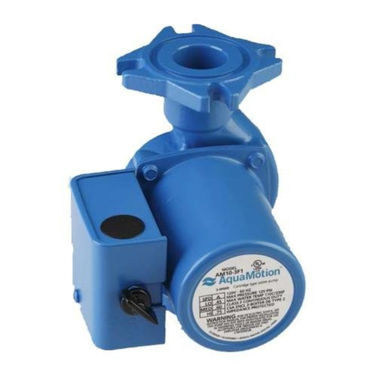 Aquamotion AM10-3F1 Aquamotion AM10-3F1 Cast Iron Ciculator Pump