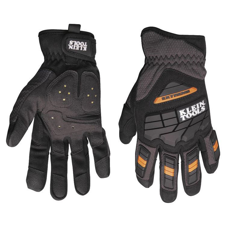 Klein 40218 KLEIN 40218 JOURNEYMAN EXTREME GLOVES, L