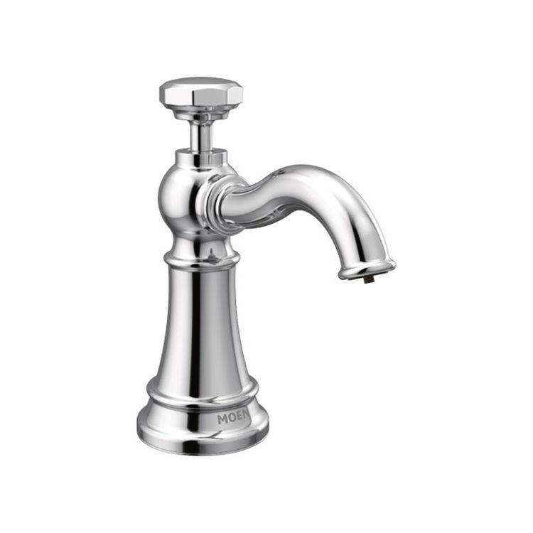Moen S3955C Moen S3955C Paterson Soap / Lotion Dispenser, Chrome