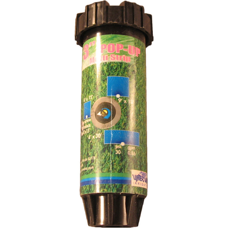 Lego Irrigation 7839 LEGO 7839 (MULTI-STRIP) 3 POP-UP SPRINKLER SPRAY HEAD