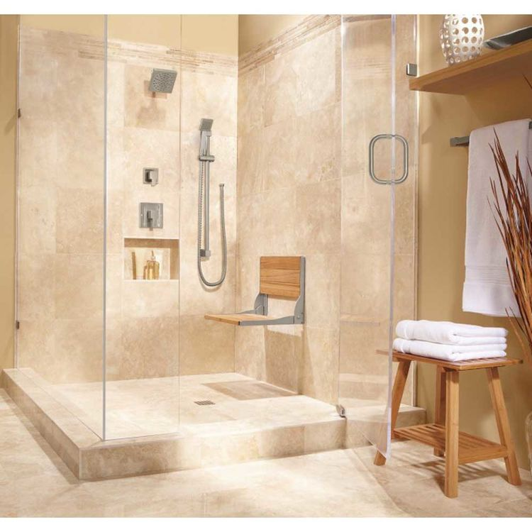 View 3 of Moen TS3715BN Moen TS3715BN 90-Degree Moentrol Shower Only Trim in Brushed Nickel