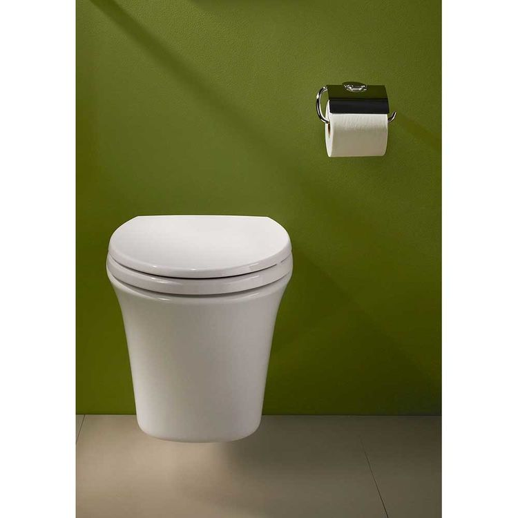 Toto Maris Wall Hung Elongated Toilet And Duofit In Wall 0