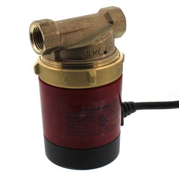 View 3 of Grundfos 98420210 Grundfos UP10-16 PM BN5/LC Comfort PM Recirculating Pump, 115V, 1/2 FNPT, 6' line cord,  98420210