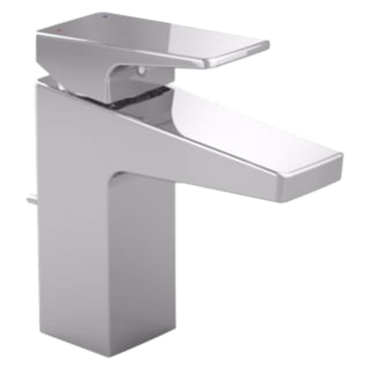 Toto TL370SD#CP Toto TL370SD#CP Polished Chrome Single-Handle Lavatory Faucet
