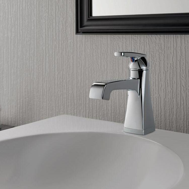 View 3 of Delta 564-RBMPU-DST Delta 564-RBMPU-DST Venetian Bronze Ashlyn Single Handle Lavatory Faucet