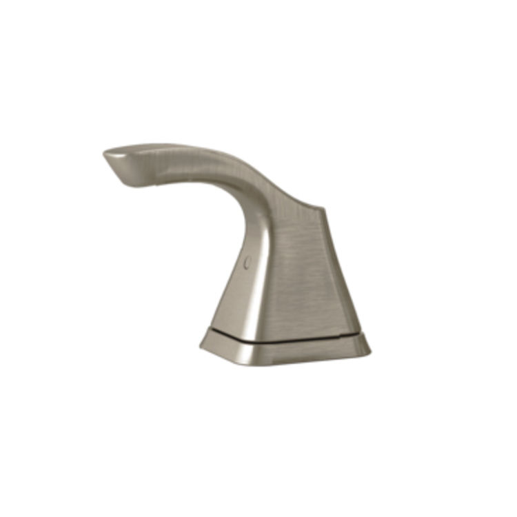 View 3 of Delta RP78524SS Delta RP78524SS Tesla Button Cover Set for Roman Tub, Stainless