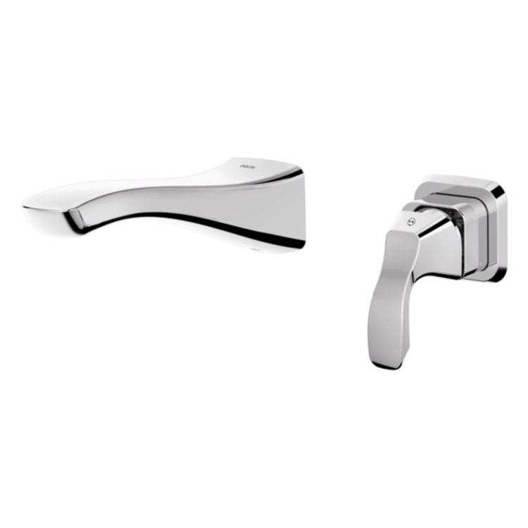 View 5 of Delta RP78746 Delta RP78746 Tesla Single Replacement Handle Only, Chrome