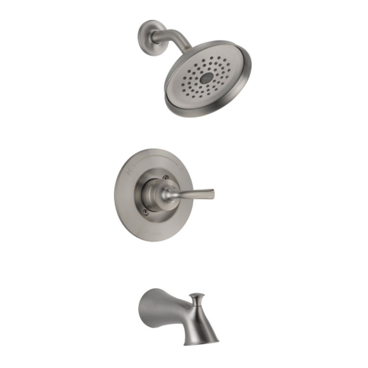 View 5 of Delta RP79151SS Delta RP79151SS LORAIN 14 Series Tub and Shower Handle - Stainless