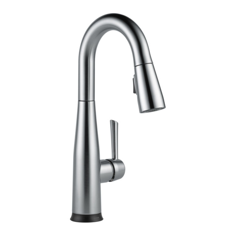 View 3 of Delta RP80521AR Delta RP80521AR ESSA Prep Faucet Spout Assembly -  Arctic Stainless