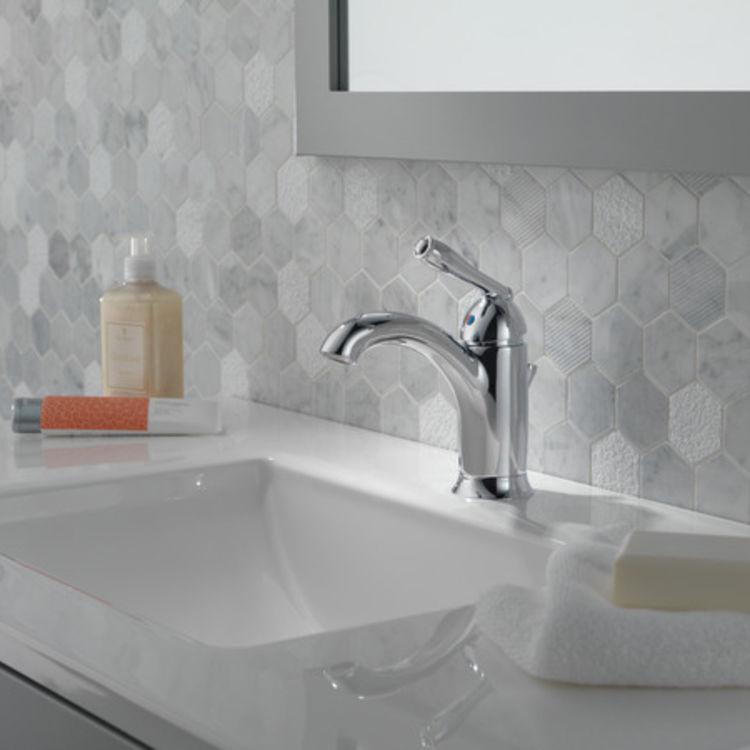 View 3 of Peerless P188627LF Peerless P188627LF Apex One Handle Lavatory Faucet - Chrome
