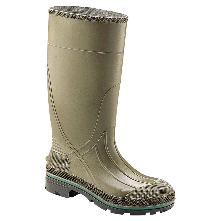 View 3 of Servus 75120-10 Servus Northerner 75120-10 Non-Insulated Knee Boot, NO 10, Men's, Olive Green, PVC