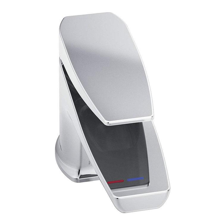 View 3 of Moen S8001 Moen S8001 Via One Handle Lavatory Faucet, Chrome