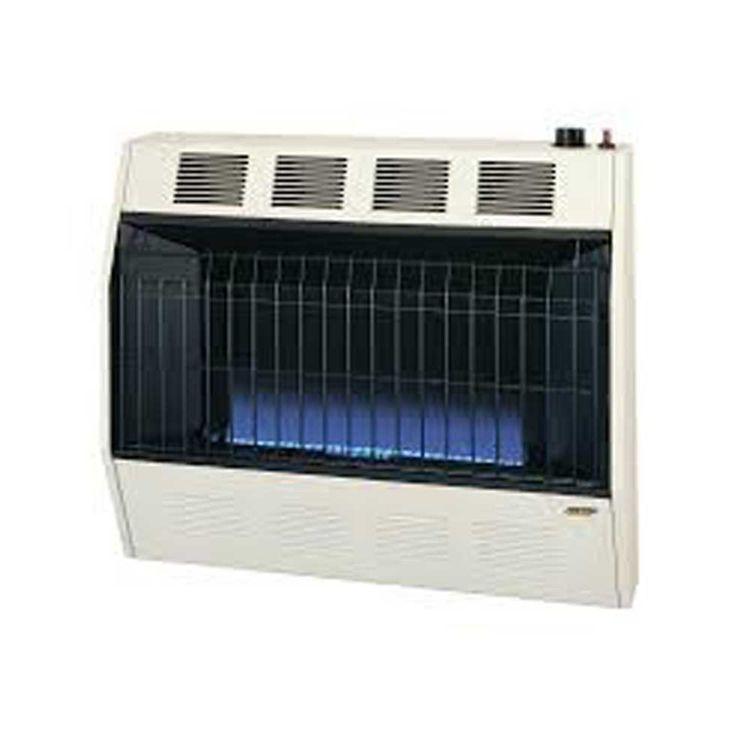 Cozy BFT102 Cozy BFT102 Neutral Bone Blue Flame Propane Gas Heater, 10,000 BTU