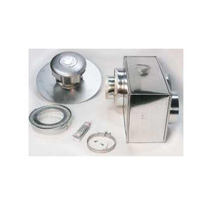 Cozy HEVE5 Cozy HEVE5 5' Vent Enclosure Kit for Hi-Efficient Direct-Vent Furnace