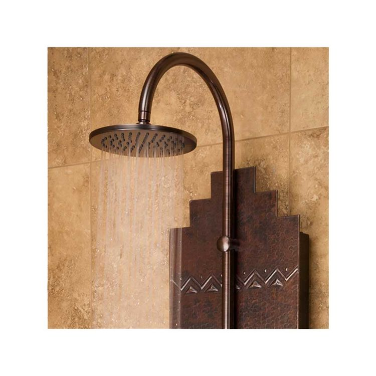 View 4 of Pulse 1018 Pulse 1018 Navajo ShowerSpa Hammered Copper, Oil-Rubbed Finish