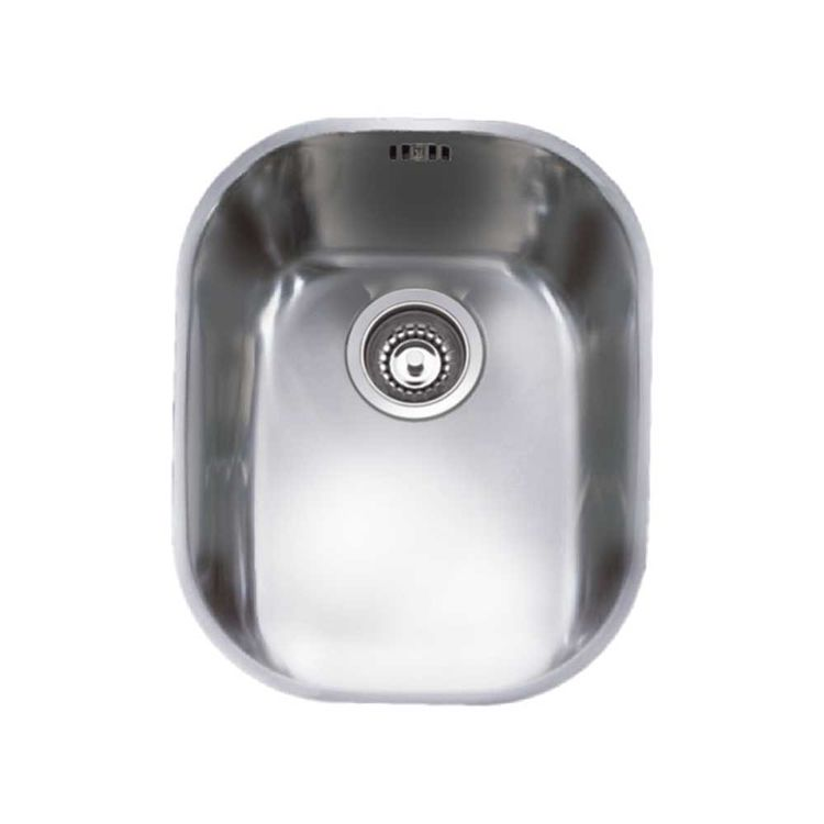 Franke CPX110 Franke CPX110 Single Bowl Undermount Stainless Undermount Sink - Stainless