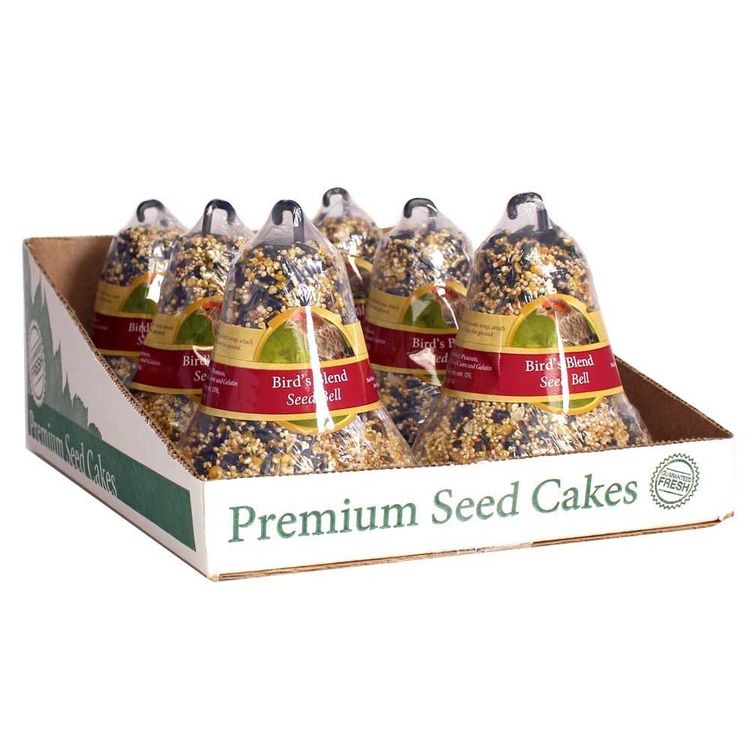 Heath SC-11 Heath Outdoor SC-11 Bird Blend Seed Cake, 14 oz
