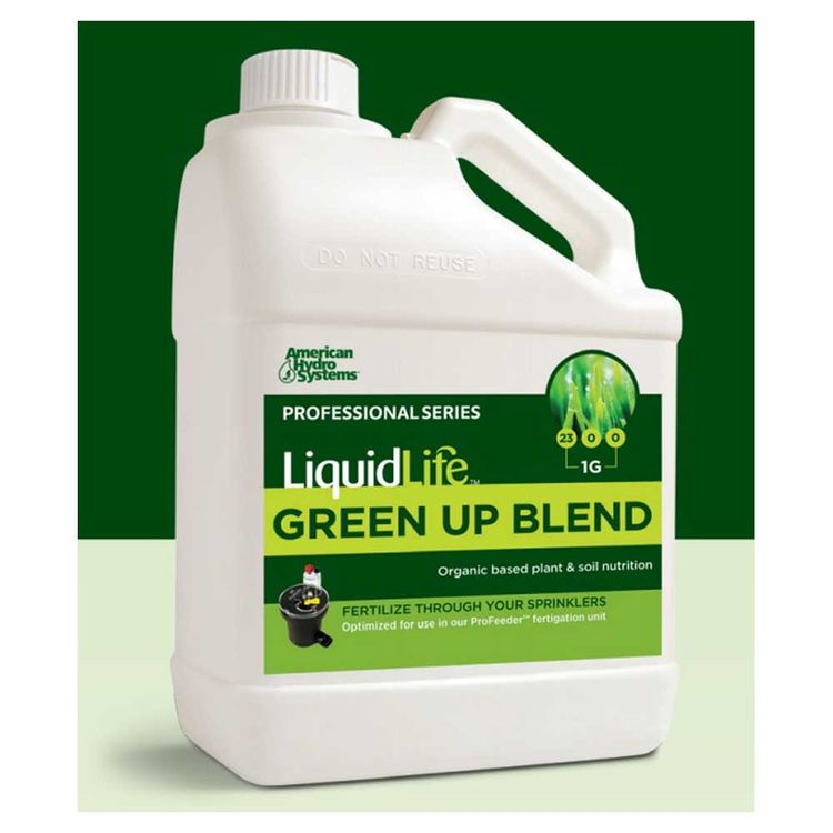 View 2 of Pro Products F1G-2.5C Pro Products F1G-2.5C  2.5 Gallon Green Up Blend 23-0-0 Fertilizer