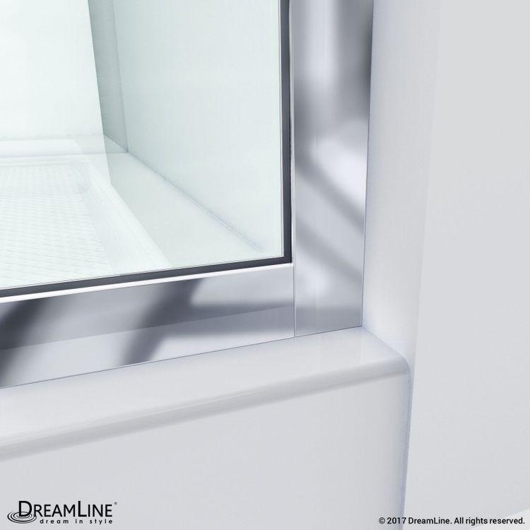 View 7 of Dreamline D3234721M11-08 DreamLine D3234721M11-08 Platinum Linea Surf 34