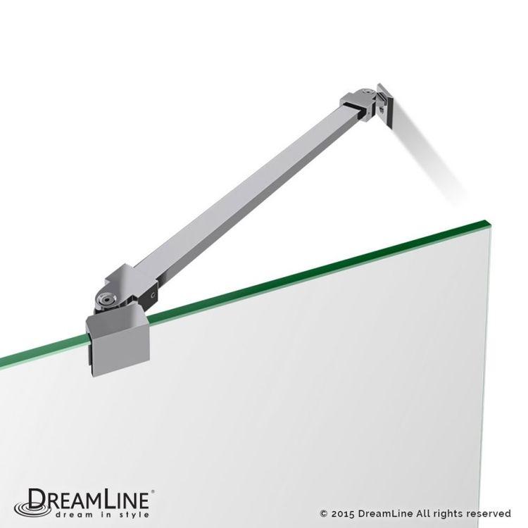 View 7 of Dreamline DL-6050-22-04 DreamLine DL-6050-22-04 Prism Lux 36