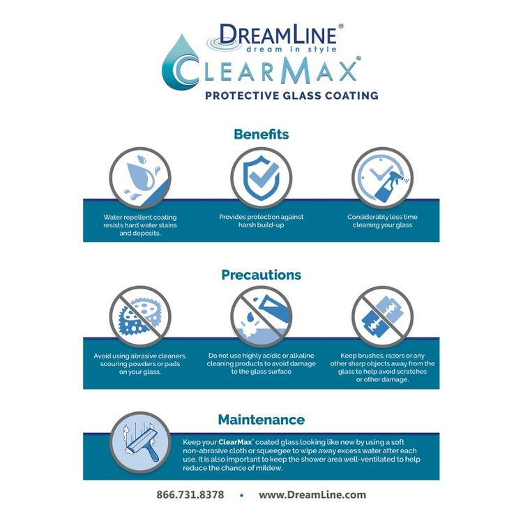 View 10 of Dreamline DL-6051-22-06 DreamLine DL-6051-22-06 Prism Lux 38