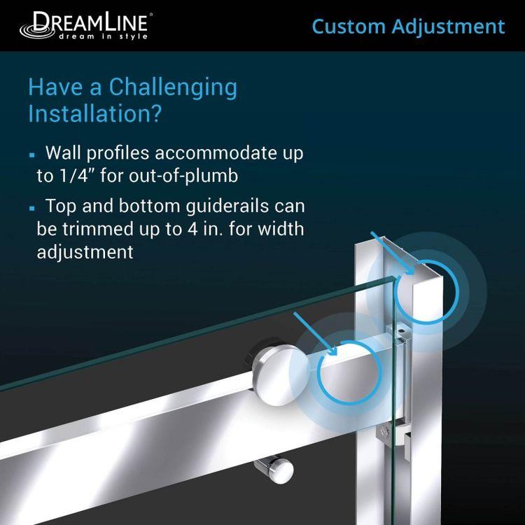 View 19 of Dreamline SHDR-634876H-01 DreamLine Essence-H 44-48