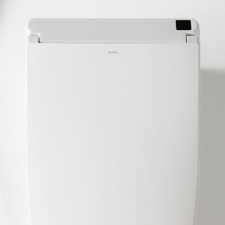 View 9 of Toto MS989CUMFG#01 TOTO MS989CUMFG#01NEOREST AH One-Piece Elongated Toilet w/ Washlet - Cotton White