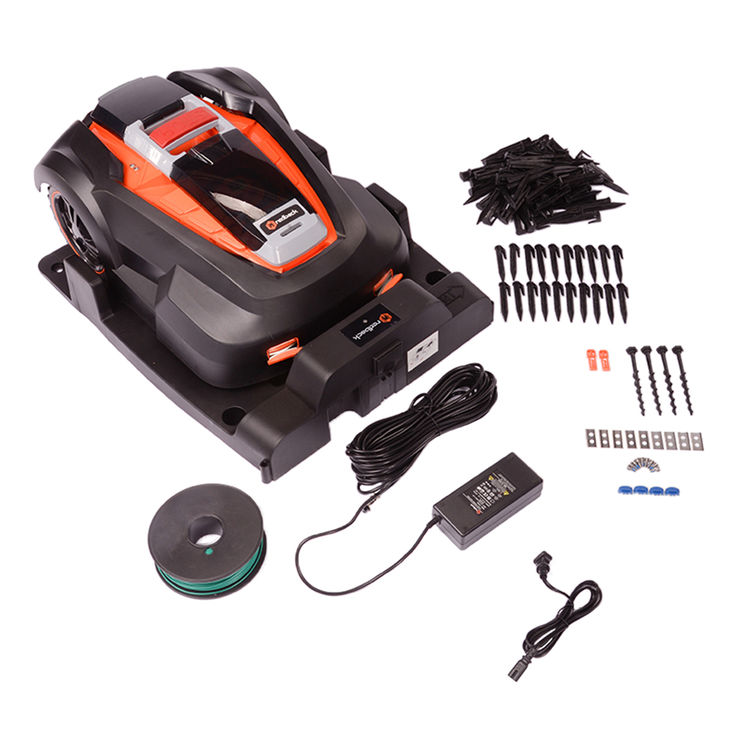View 3 of Redback RM24A MowRo Robot Lawn Mower by Redback - With Install Kit - RM24A