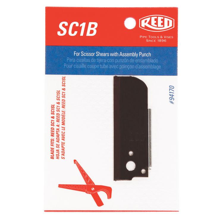 Reed SC1B Reed Manufacturing SC1B Cutting Blade For Sc1 Tubing Cutter