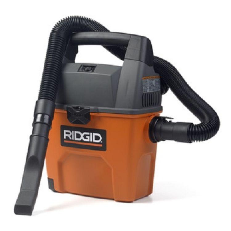 Ridgid 36138 Model Wd3050 3 Gallon Portable Pro Wet Dry Vacuum