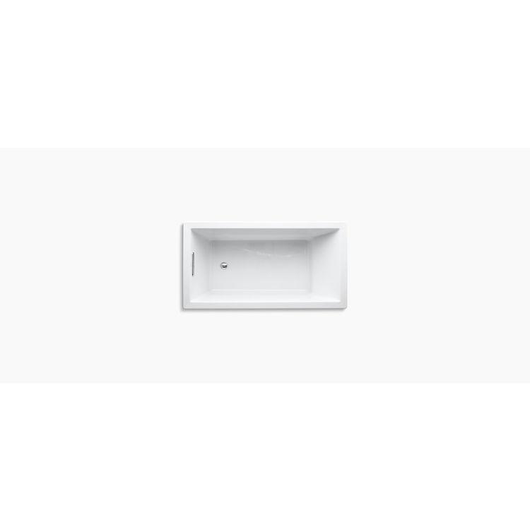 View 3 of Kohler 1130-0 Kohler K-1130-0 White Underscore 60