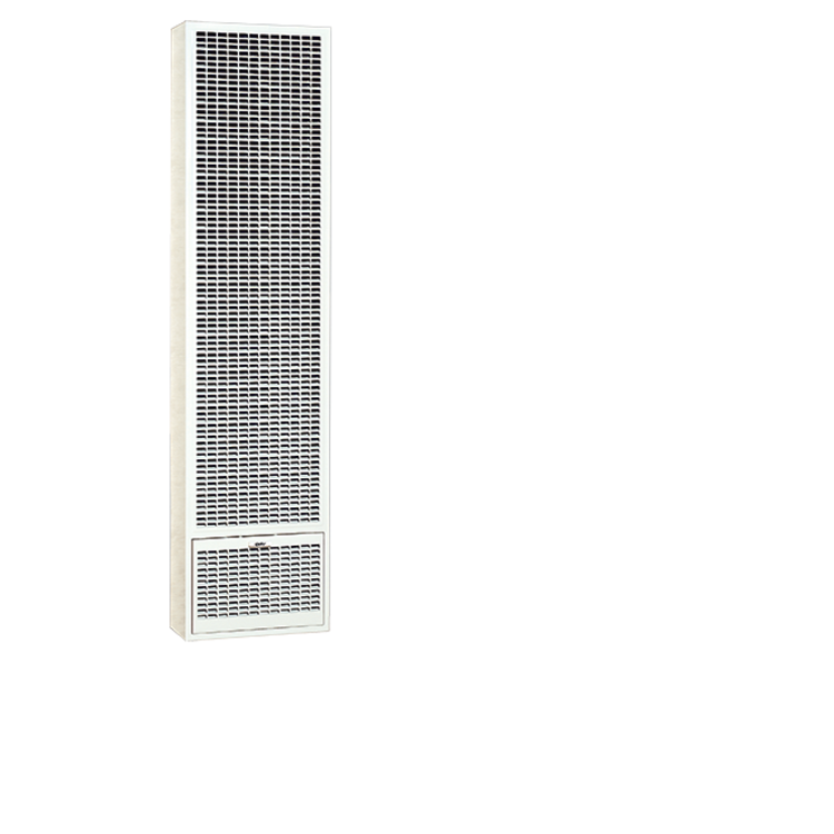 Cozy W506G Cozy W506G Wall Gravity Conventional-Vent Wall Furnace, Neutral Baked