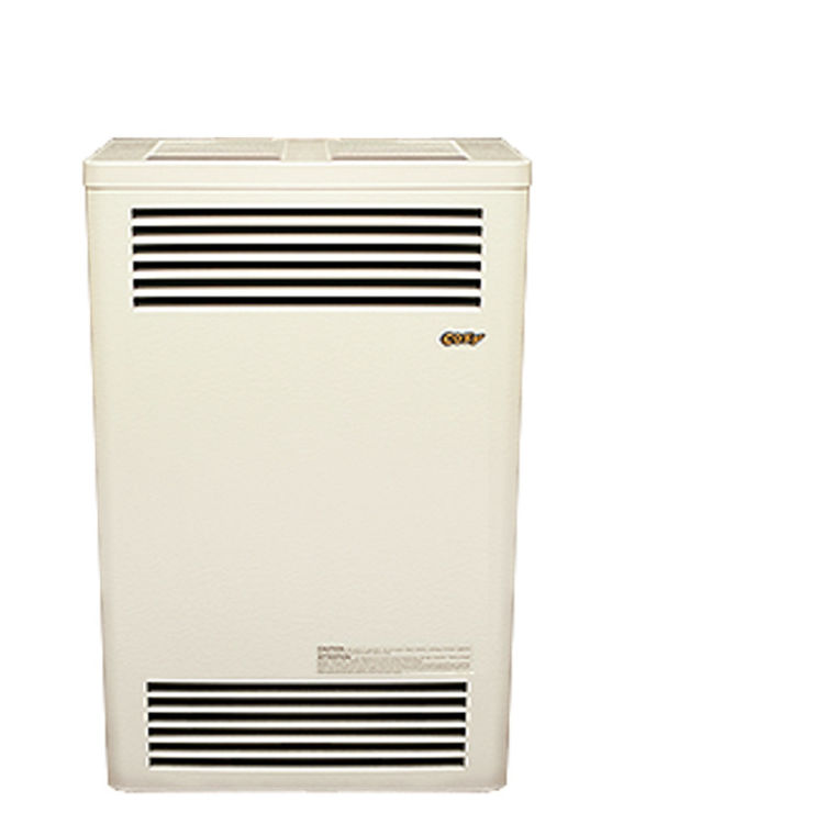 View 3 of Cozy HEDV253A Cozy HEDV253A Direct-Vent Furnace High Efficient 25,000 BTU,Natural Gas*