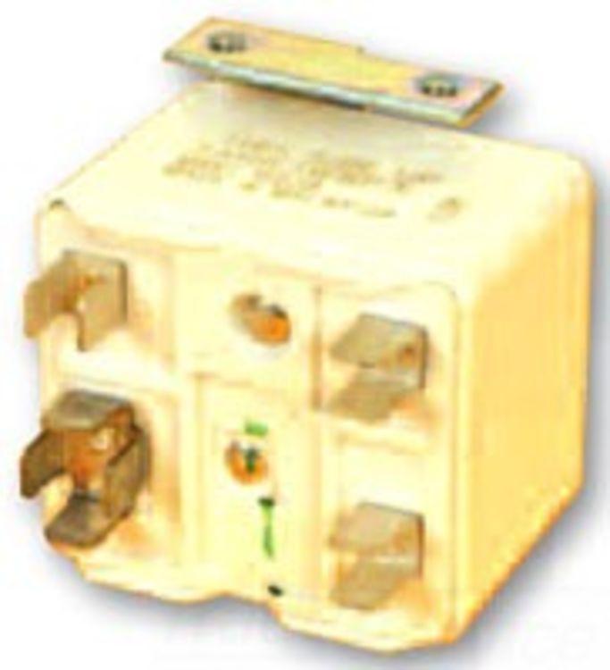 Mars 16023 Mars 16023 3ARR3KC10S5 Motor Start Potential Relay, Tab Type Bracket