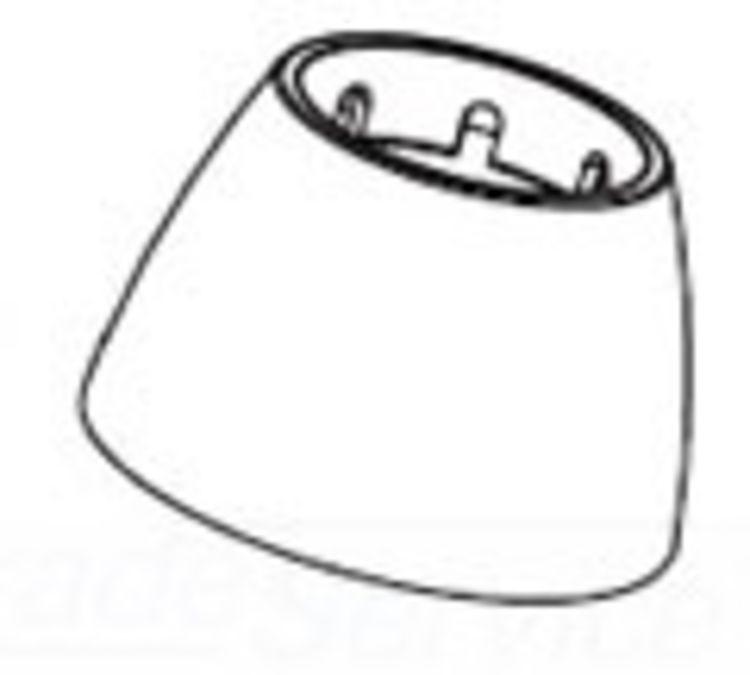 Moen 146223 Moen 146223 Part Dome Chrome