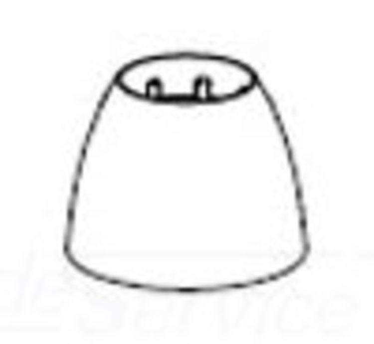 Moen 146217V Moen 146217V Part Dome Ivory