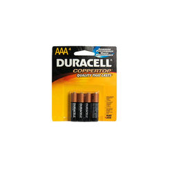 Duracell MN2400B4Z AAA