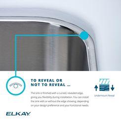 Elkay ECTSRAD33226BG3