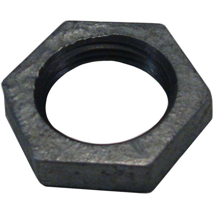 Quot galvanized lock nut plumbersstock
