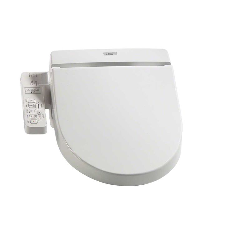 Toto Washlet C100 Round Bidet Toilet Seat With Premist