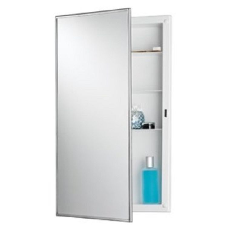 Jensen 781045 Builder Recessed Medicine Cabinet 16 X 26