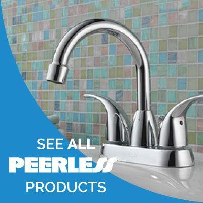 Peerless Faucets & Parts | PlumbersStock