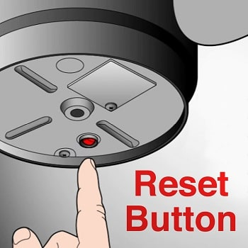 reset button will fix common disposal electrical issues